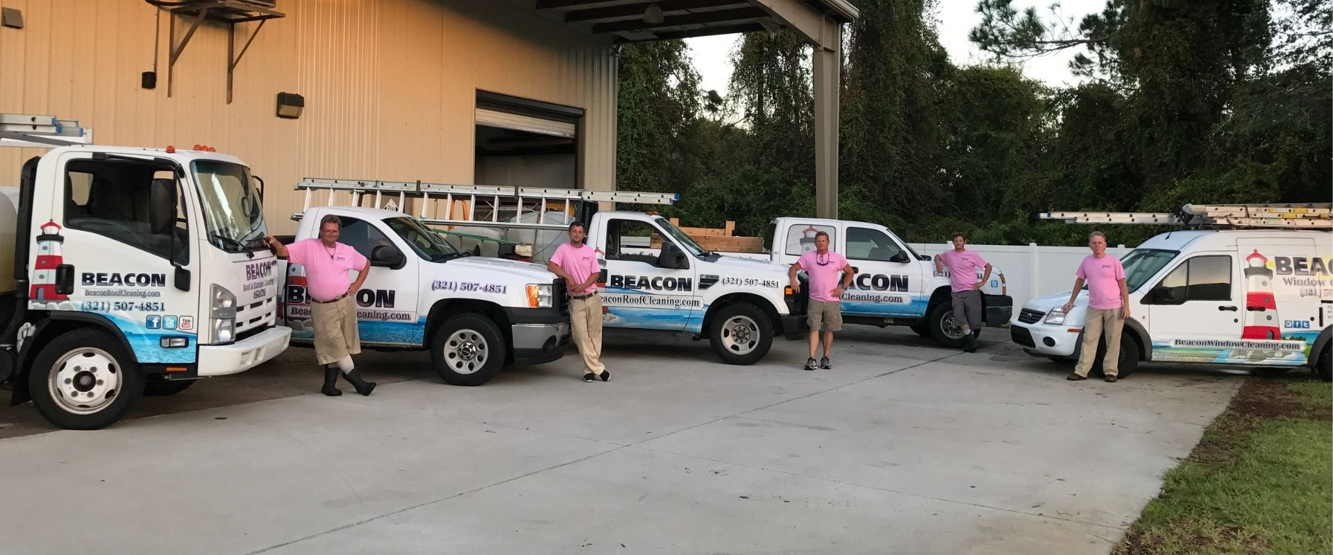 Beacon Roof and Exterior Cleaning